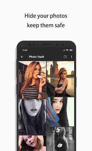 Calculator Photo Vault - Ocultar fotos y videos 4