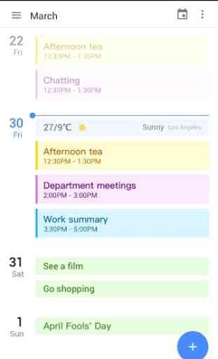 Calendar 2019 : Schedule Reminder, Agenda, To-Do 1