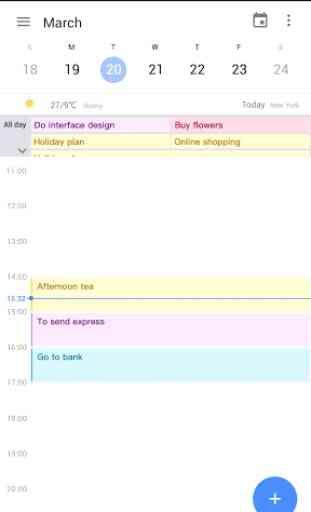 Calendar 2019 : Schedule Reminder, Agenda, To-Do 2
