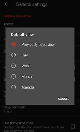 Calendar App - Calendar 2019, Reminder, ToDos 3