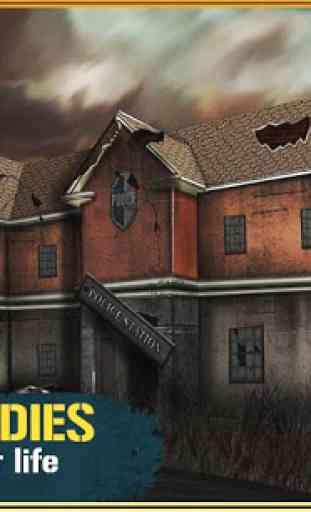 Escape Mystery Room - Misión de supervivencia 3