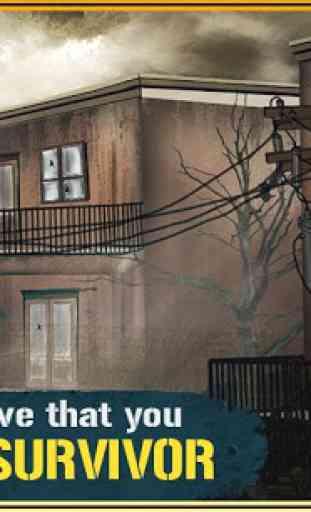 Escape Mystery Room - Misión de supervivencia 4