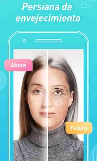 Face Secret App - Lectura facial,OBTURADOR DE 3