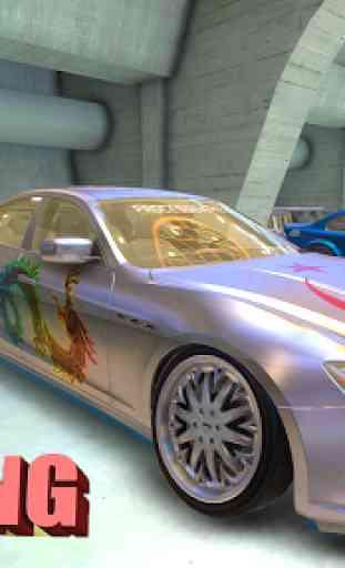 GT Drift Simulator 1