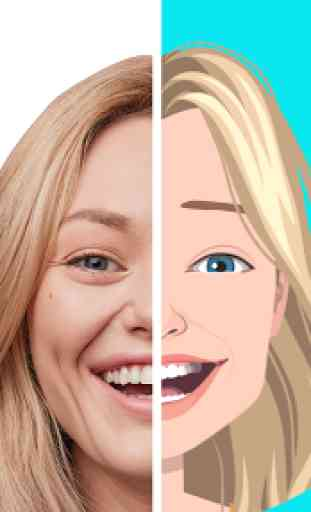 Mirror Avatar Maker (Android) image 2