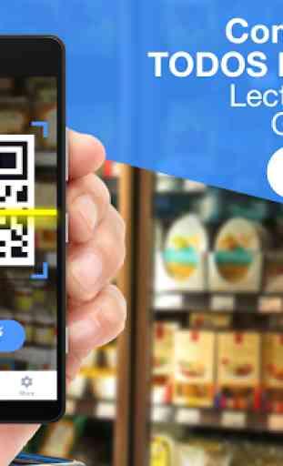 QR Code Reader - Escáner QR y Codigo de Barras 1