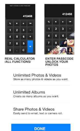 Secret Calculator - Private Photos & Videos 2