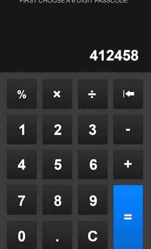 Secret Calculator - Private Photos & Videos 3