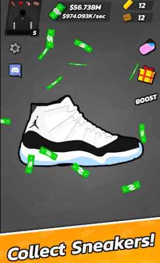 Sneaker Clicker 2 1