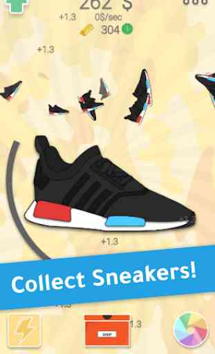 Sneaker Tap - Game about Sneakers 1