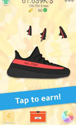 Sneaker Tap - Game about Sneakers 3