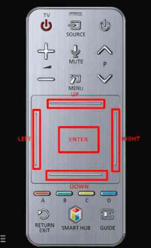 TV (Samsung) Smart Remote (w touchpad & keyboard) 4
