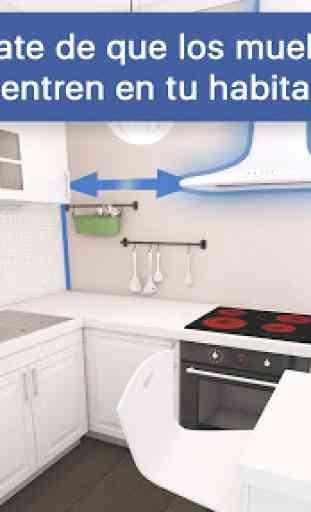 3D Diseñador de cocina para IKEA: iCanDesign 2