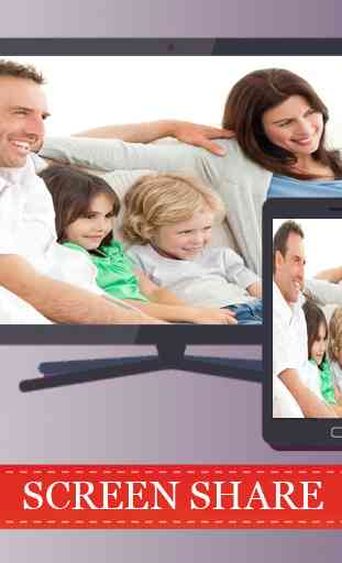All Share Cast For Smart Tv : Screen Mirroring 1