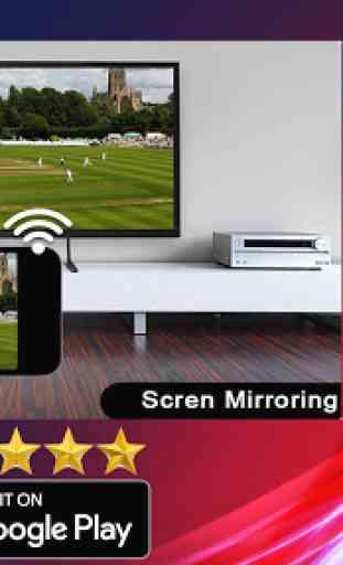 Allshare y pantalla espejo de Android 1