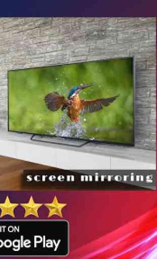 Allshare y pantalla espejo de Android 3