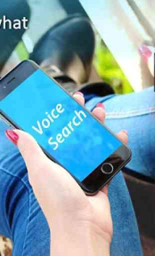 Asistente de búsqueda de voz 2019 4