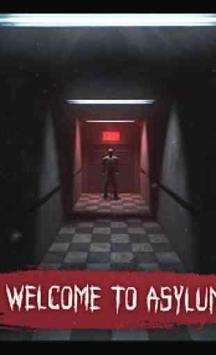 Asylum: Room Escape 1
