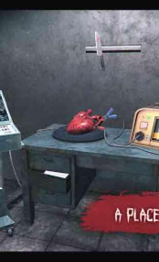 Asylum: Room Escape 2