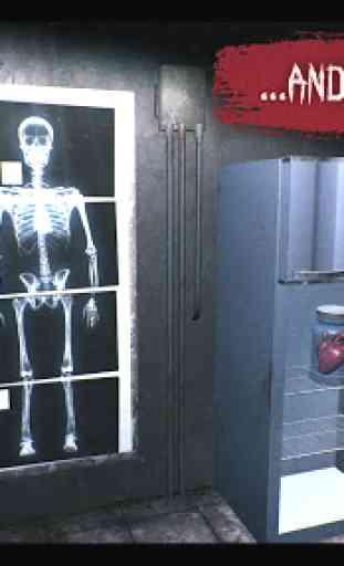 Asylum: Room Escape 3