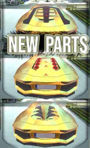 Aventador Drift Simulator 1