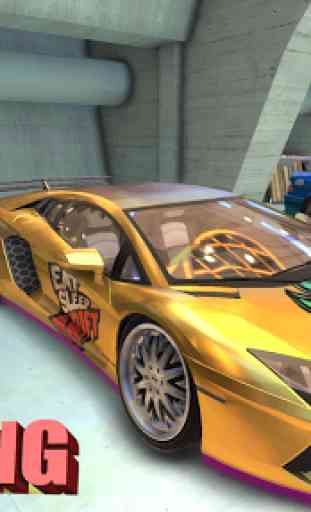 Aventador Drift Simulator 3