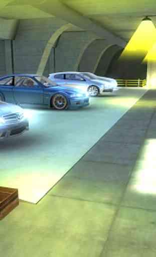 C63 AMG Drift Simulator 1
