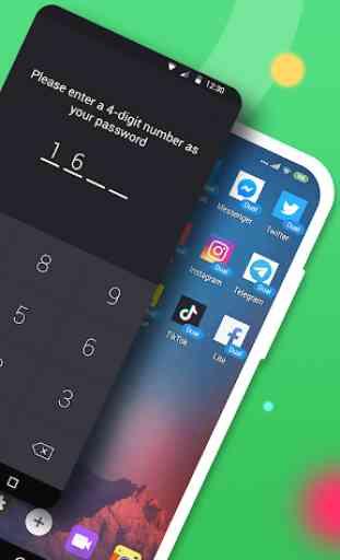 Calculator Vault : App Hider - Hide Apps 3