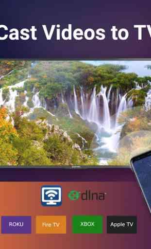 Cast TV for Roku/Chromecast/Apple TV/Xbox/Smart TV 1