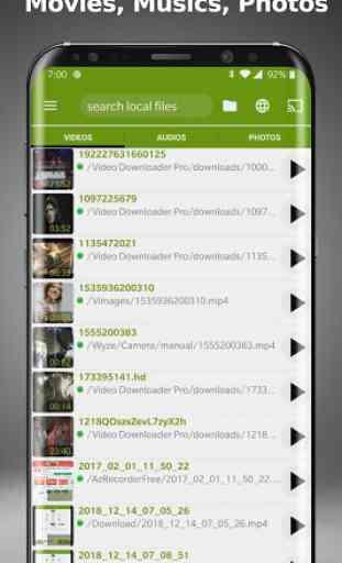 Cast TV for Roku/Chromecast/Apple TV/Xbox/Smart TV 2