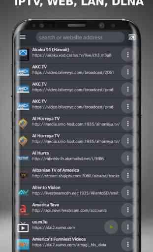 Cast TV for Roku/Chromecast/Apple TV/Xbox/Smart TV 3