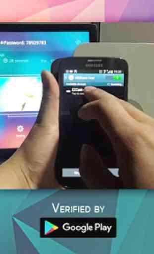 Clonar pantalla del móvil en la TV. 1