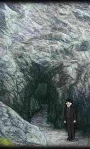 Cube Escape: The Cave 4
