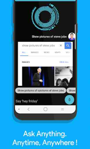 Friday: Smart Personal Assistant 3