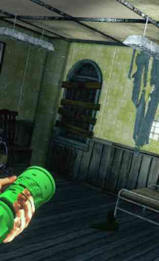 Haunted Hospital Escape: Asylum Hidden Object Game 2