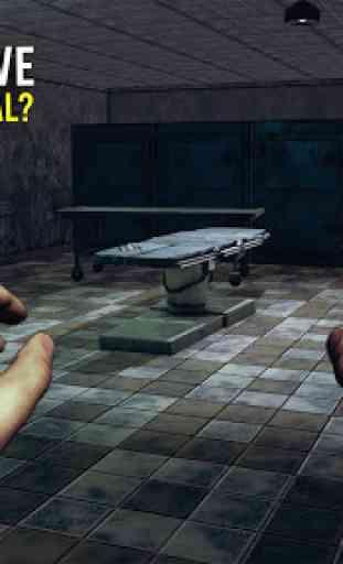 Haunted Hospital Escape: Asylum Hidden Object Game 3