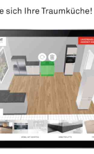 Küchenplaner 3D 3
