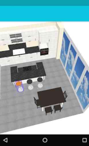 Mi Cocina: Planificador 3D 1