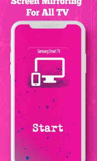 MiraCast Para Samsung Smart TV 1