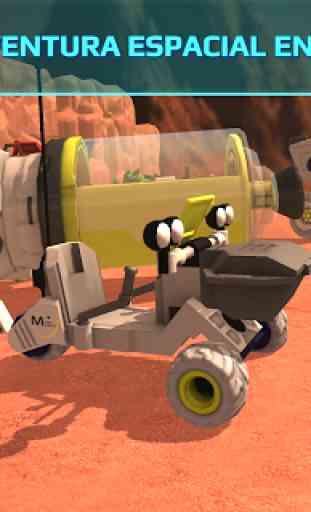PLAYMOBIL Misión a Marte 1