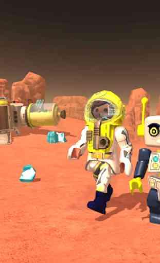 PLAYMOBIL Misión a Marte 3
