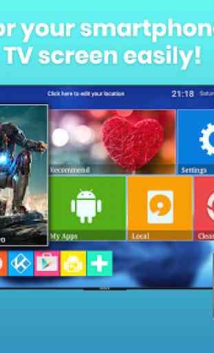 Screen Mirroring for Samsung Smart TV 1