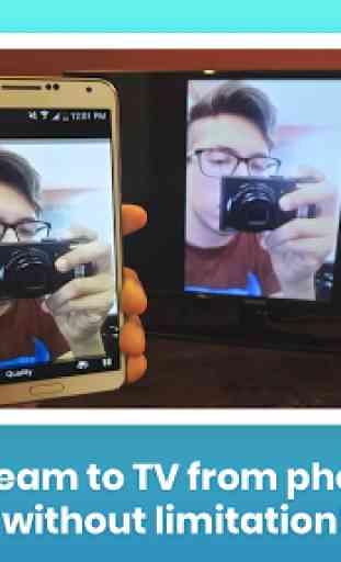Screen Mirroring for Samsung Smart TV 2