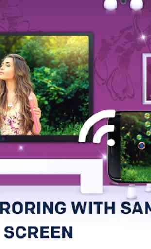 Screen Mirroring With Samsung TV - Mirror Screen 2