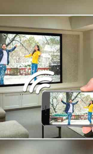 Screen Mirroring with TV : Mobile Screen to TV 3
