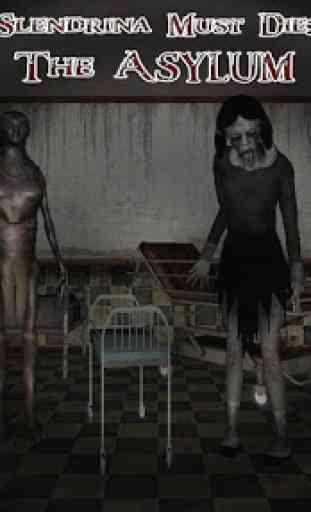 Slendrina Must Die: The Asylum 1