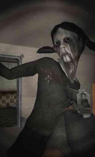 Slendrina Must Die: The Asylum 4