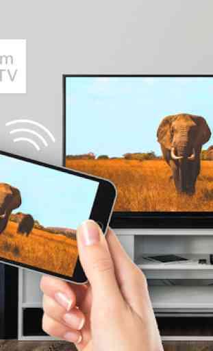 Smart View TV All Share Cast & Video TV cast 1