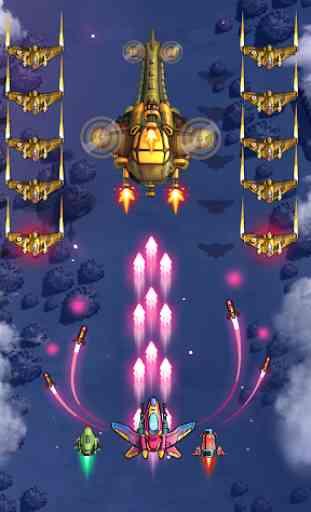Strike Force - Arcade shooter Shoot 'em up image 2