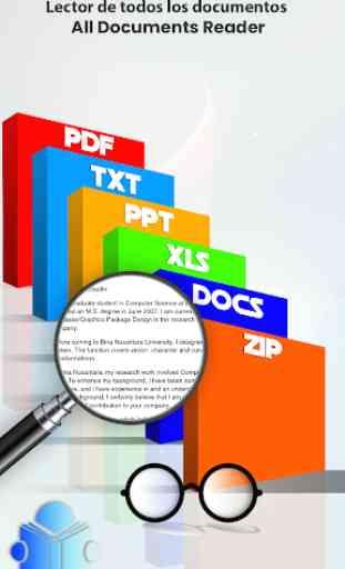 todo el lector de documentos y visor de documentos 1